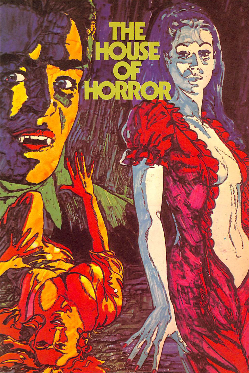 Image for The House Of Horror: The Story Of Hammer Films