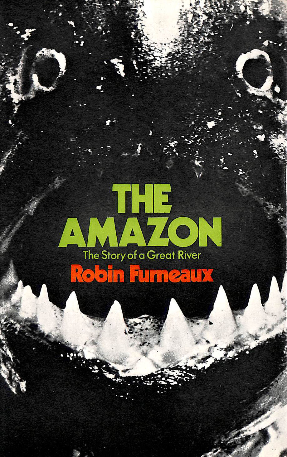 Image for Amazon: Story Of A Great River