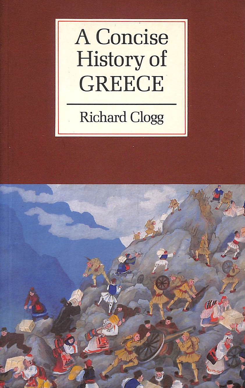 Image for A Concise History Of Greece.