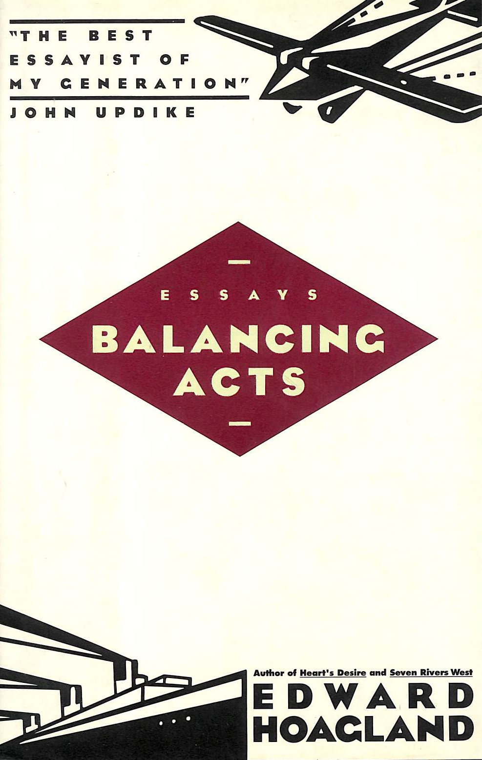 Image for Balancing Acts: Essays