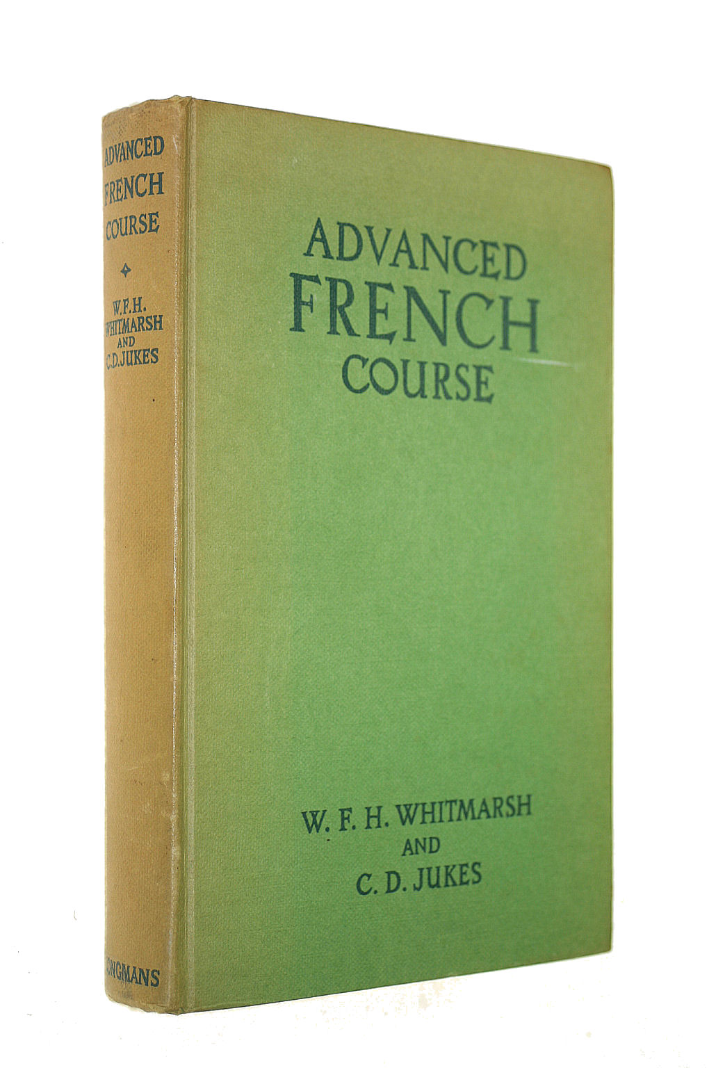 Image for Advanced French Course