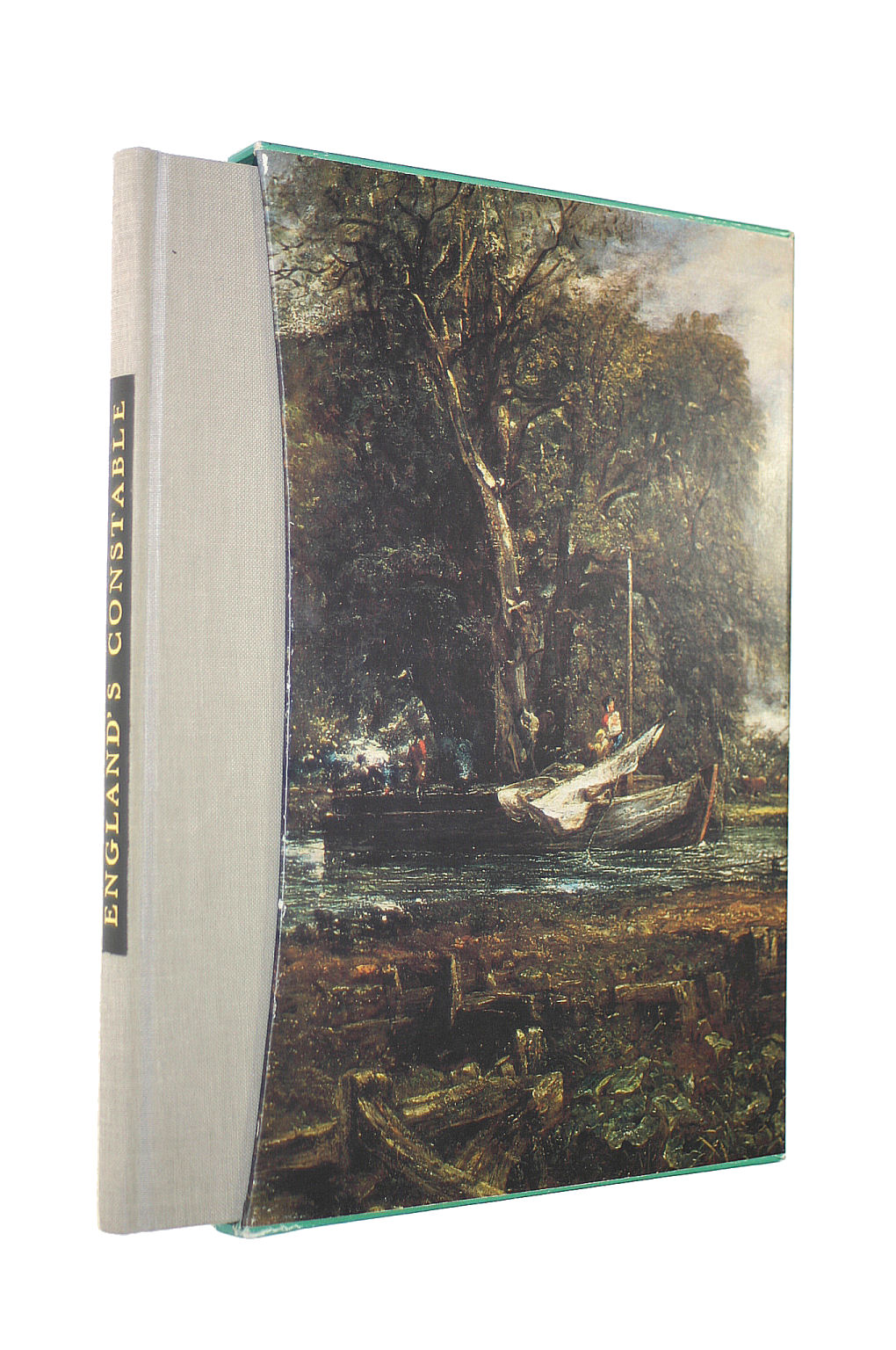 Image for England's Constable Folio Society Edition