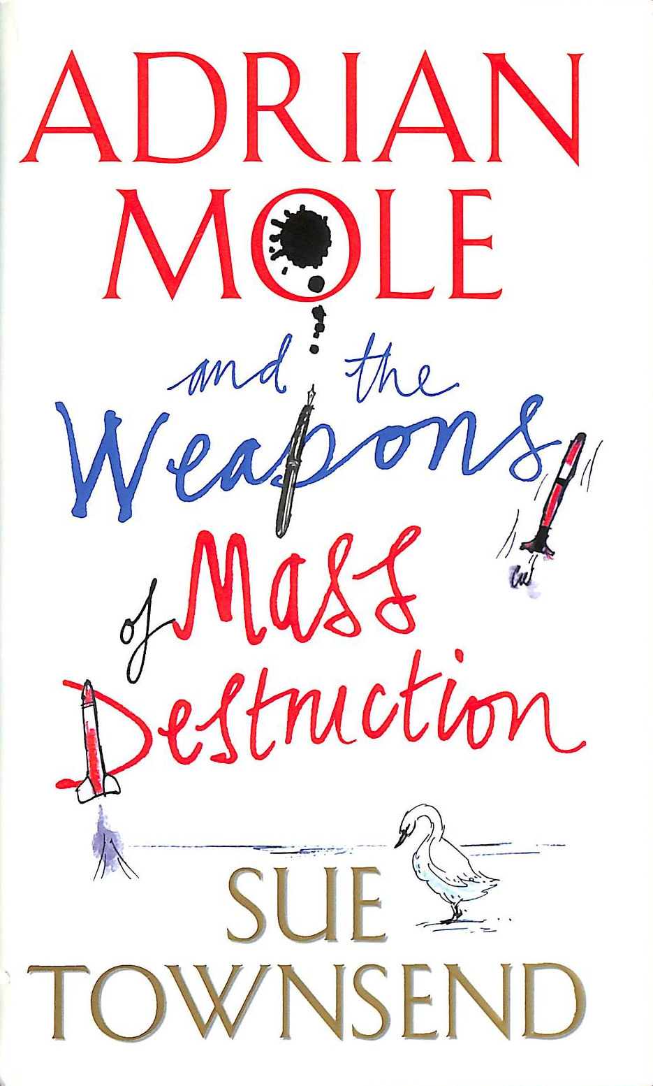 Image for Adrian Mole And The Weapons Of Mass Destruction