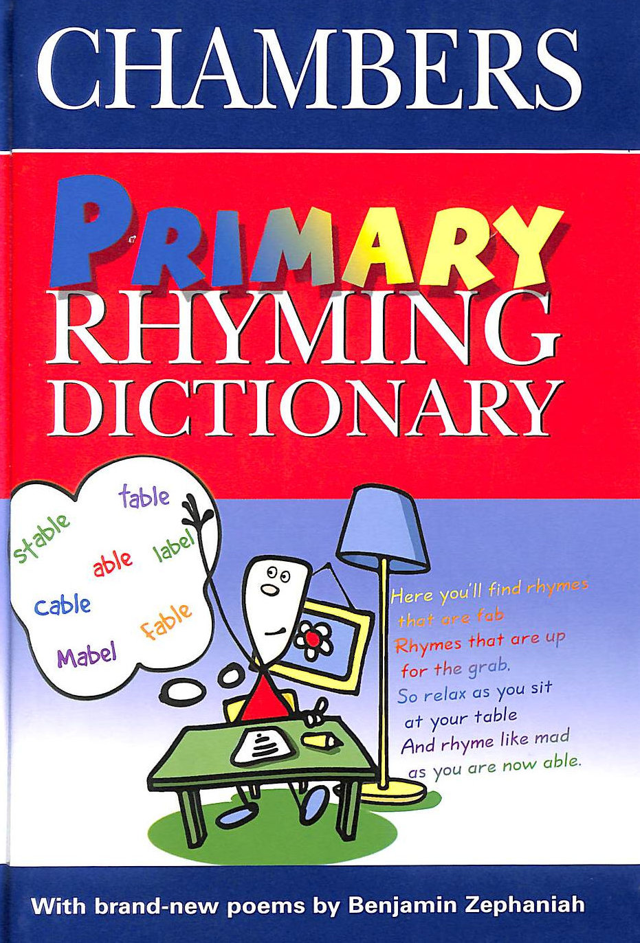Image for Chambers Primary Rhyming Dictionary