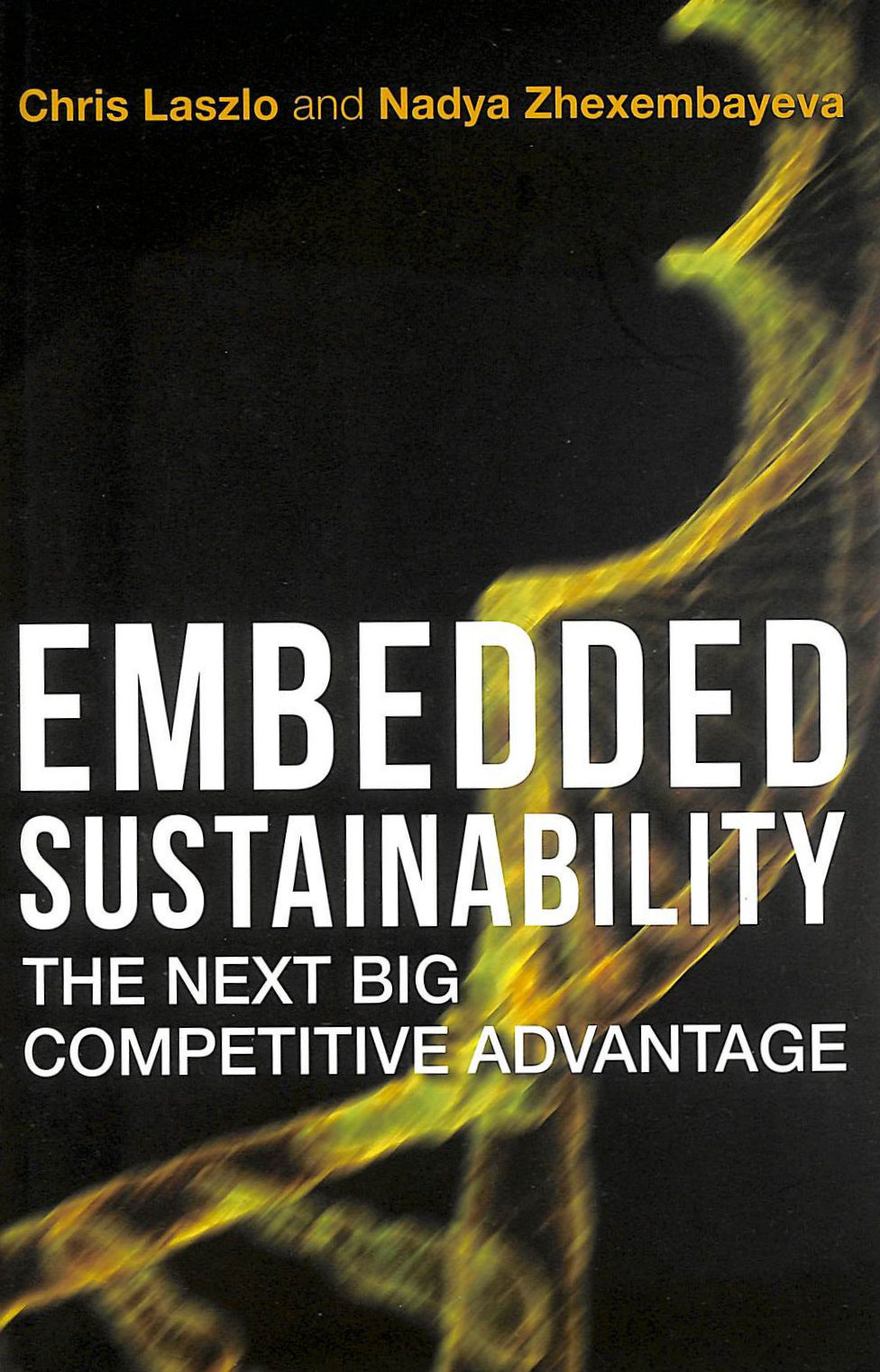 Image for Embedded Sustainability: The Next Big Competitive Advantage
