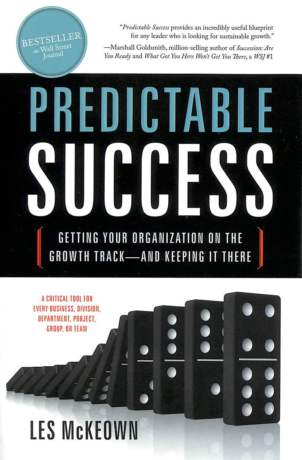 Image for Predictable Success: Getting Your Organization On The Growth Track - And Keeping It There