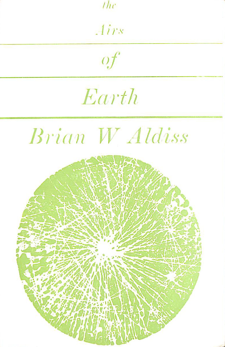 Image for The Airs Of Earth. Science Fiction Stories