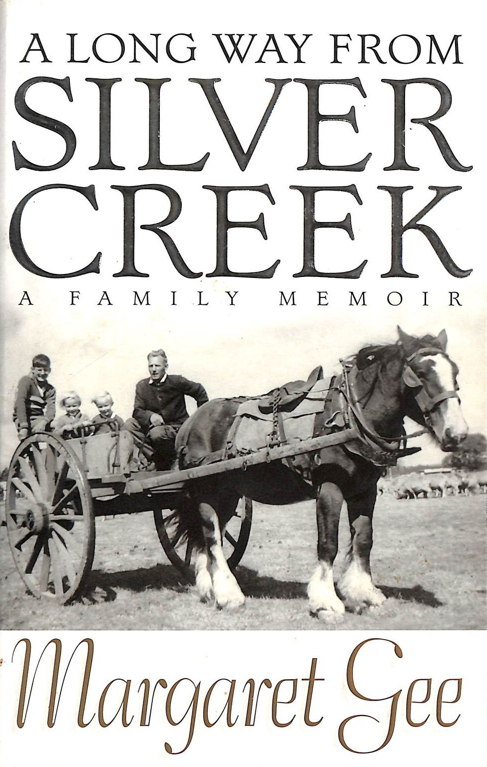 Image for A Long Way From Silver Creek : A Family Memoir