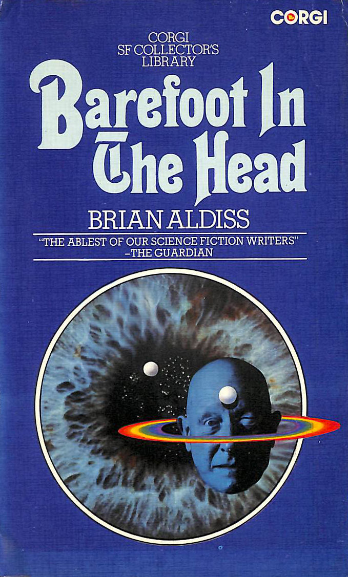 Image for Barefoot In The Head (Corgi Sf Collector'S Library)