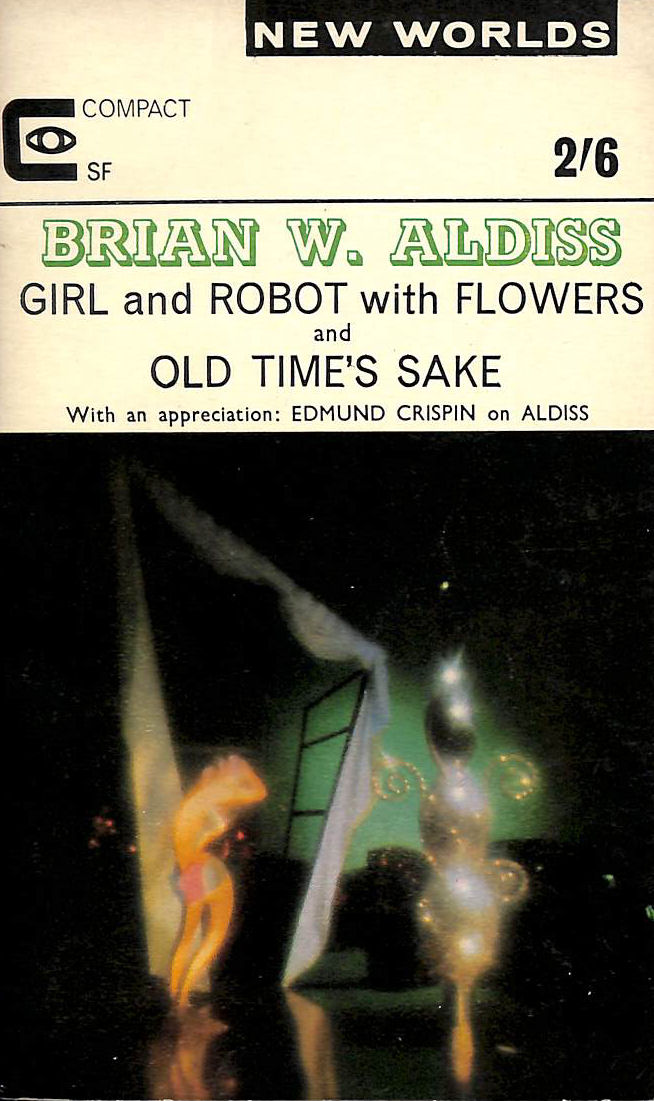 Image for Girl And Robot With Flowers
