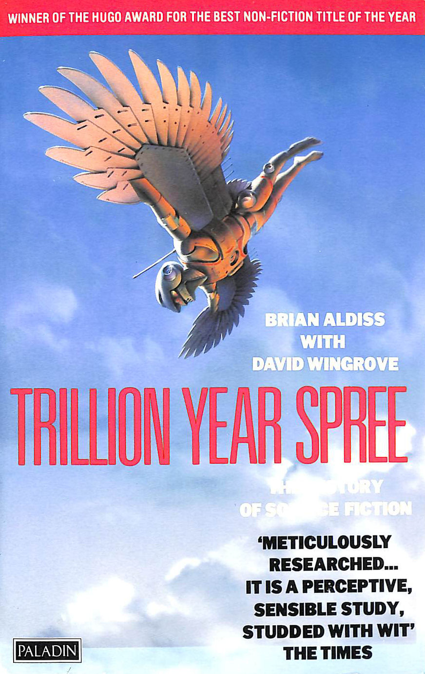 Image for Trillion Year Spree: History Of Science Fiction (Paladin Books)