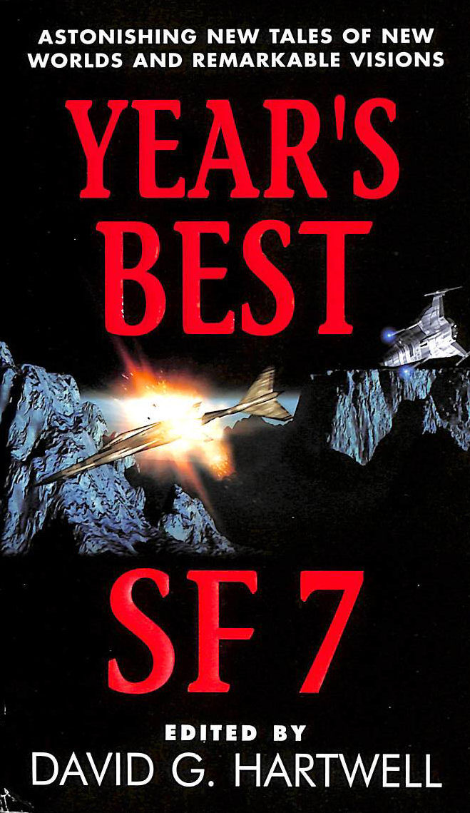 Image for The Year's Best Sf 7 (Year's Best Sf (Science Fiction))