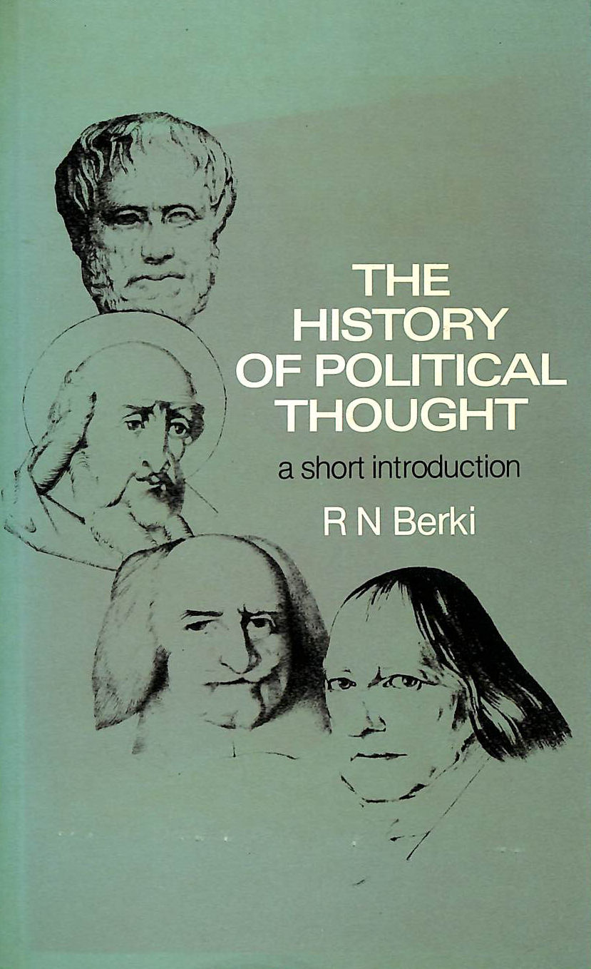 Image for The History Of Political Thought (Everyman University Paperbacks)