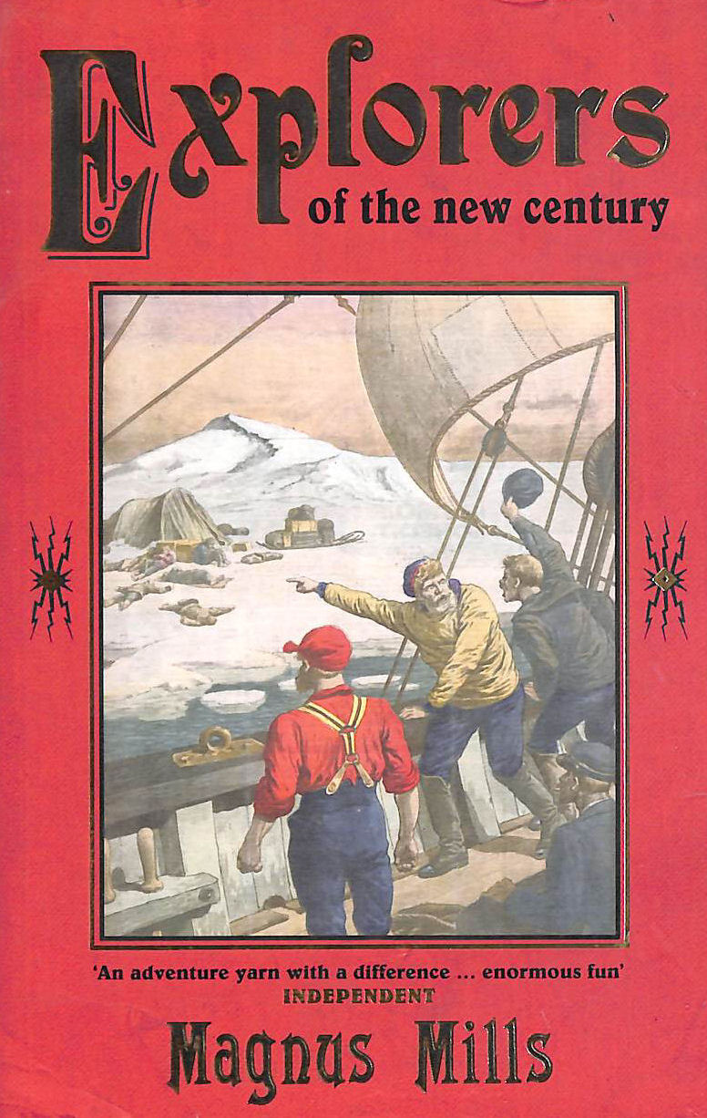 Image for Explorers Of The New Century