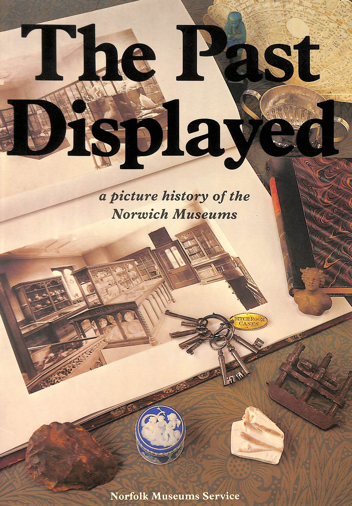 Image for The Past Displayed: A Picture History Of The Norwich Museums.