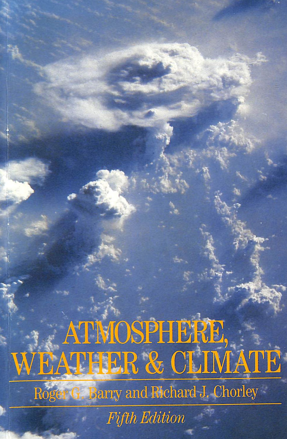 Image for Atmosphere, Weather And Climate