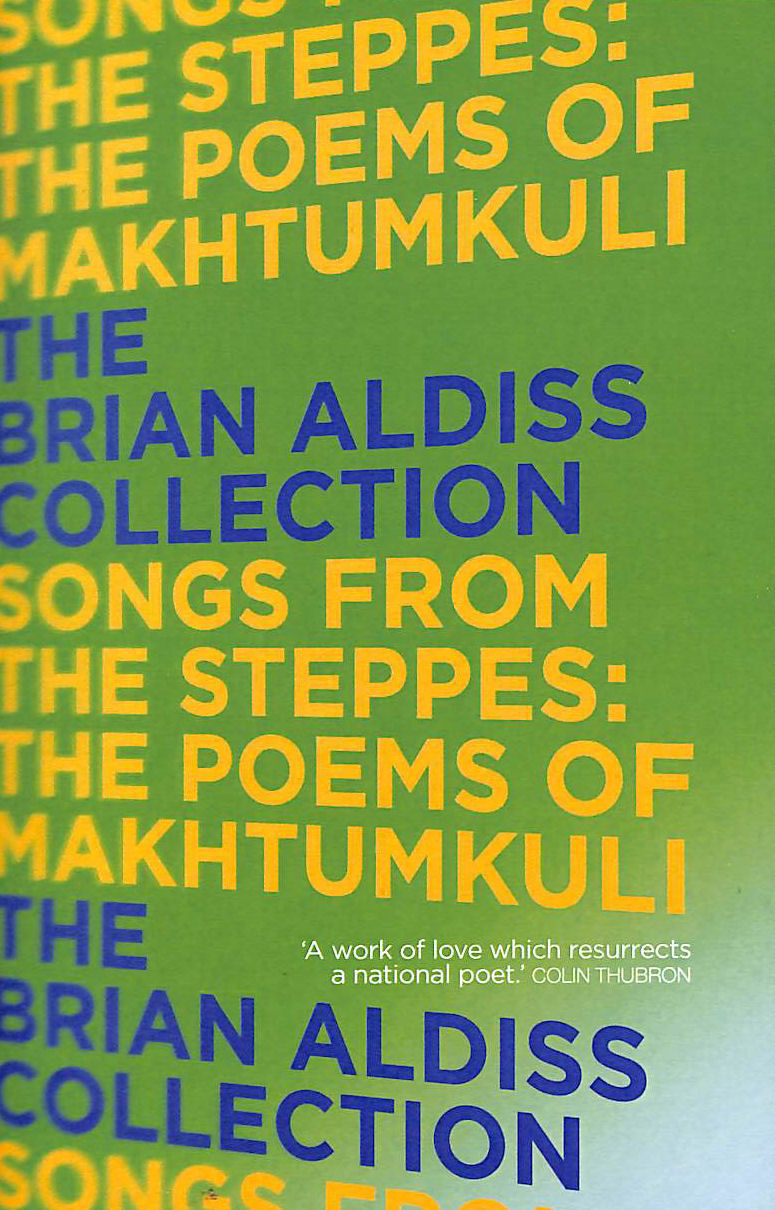 Image for Songs From The Steppes: The Poems Of Makhtumkuli