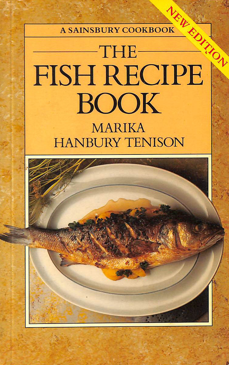 Image for The Fish Recipe Book