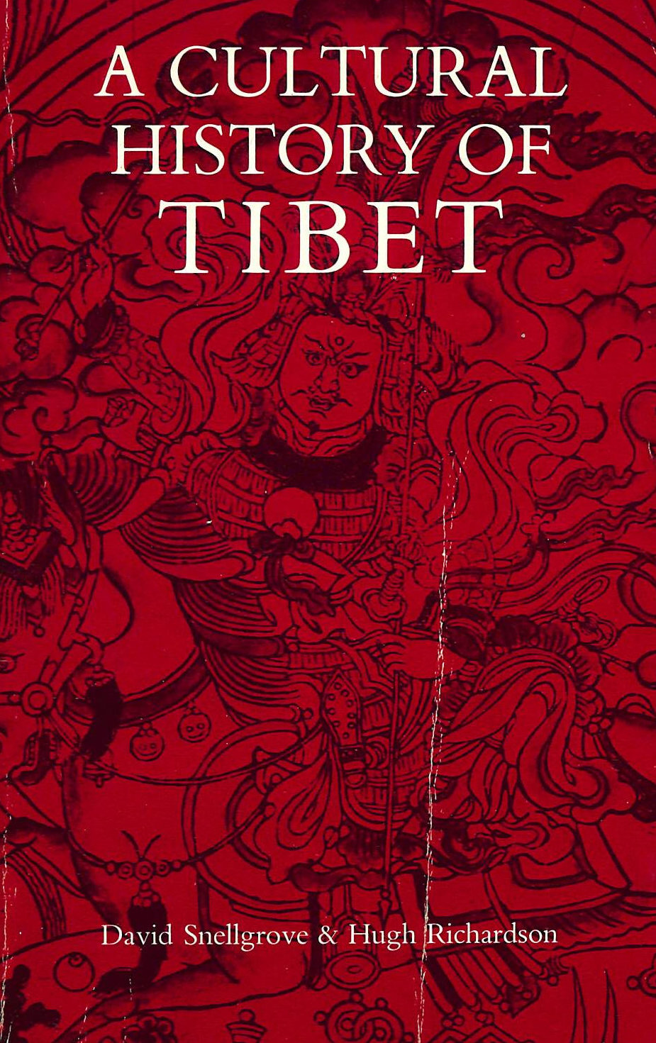 Image for A Cultural History Of Tibet