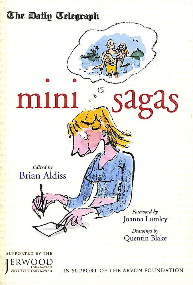 Image for Mini Sagas (Daily Telegraph)