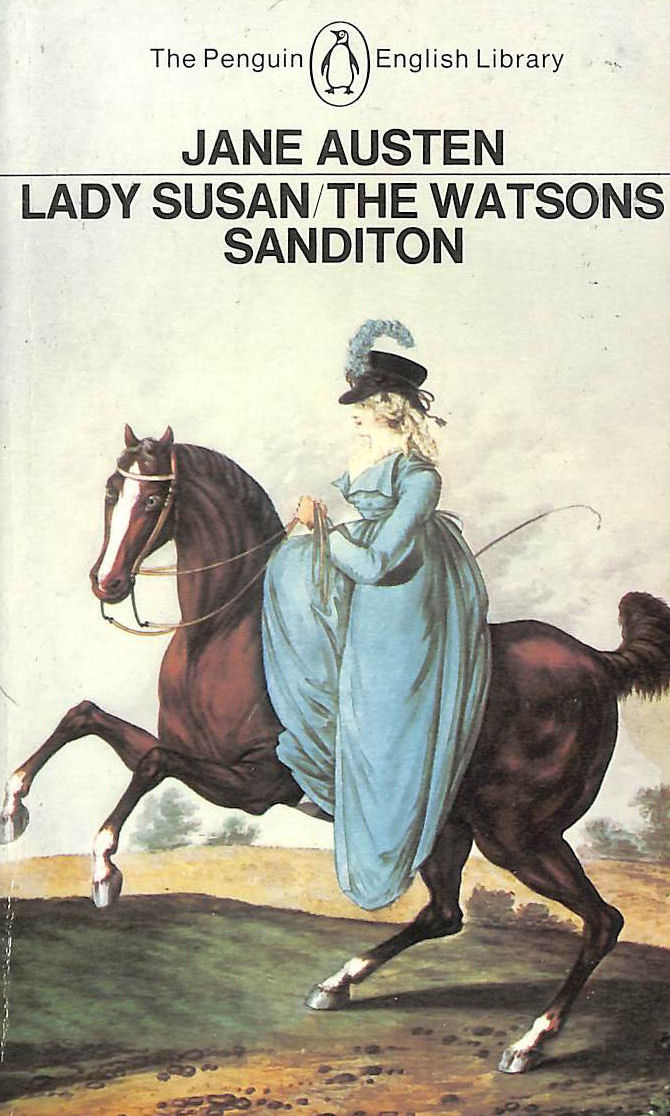 Image for Lady Susan / The Watsons / Sanditon