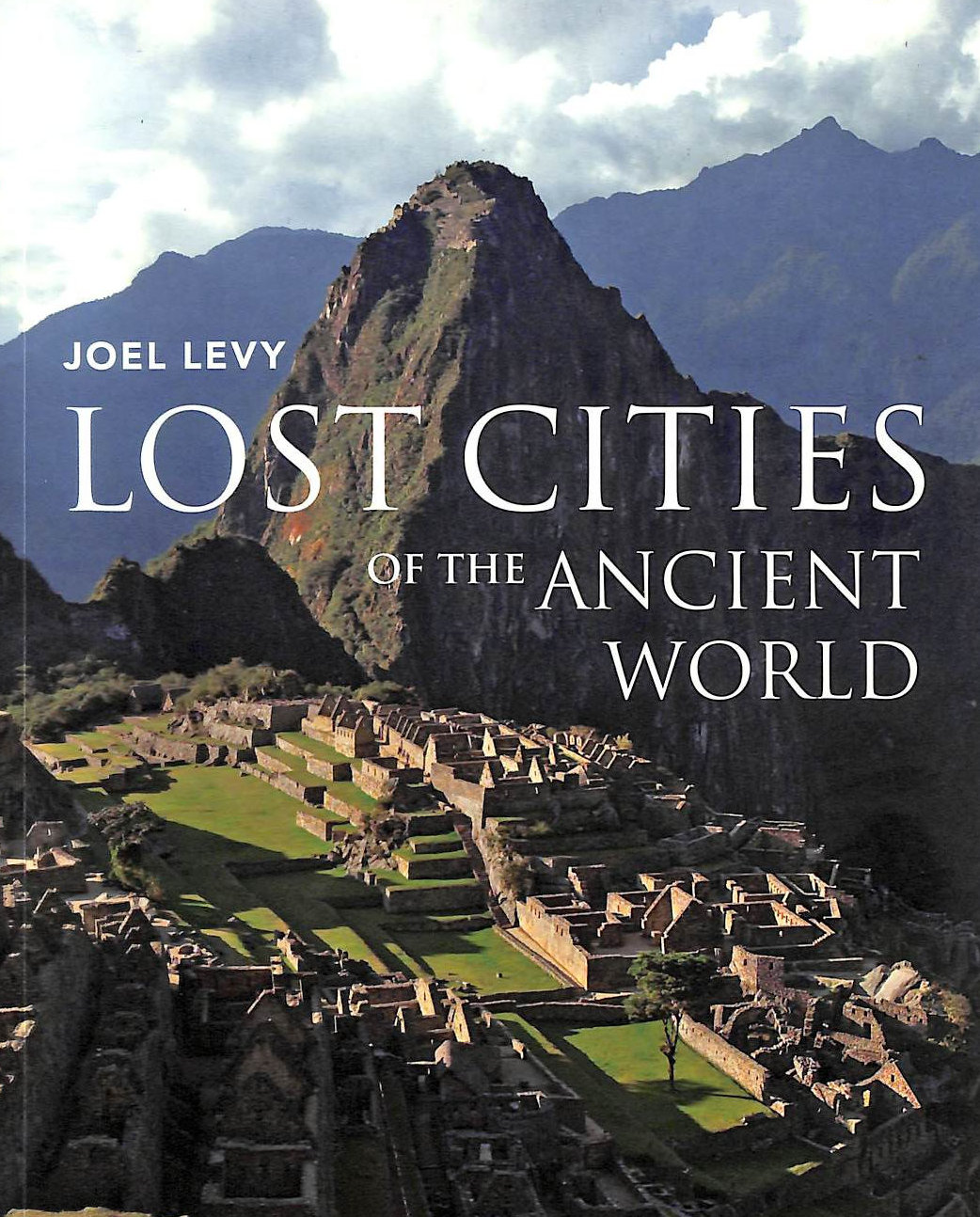 Image for Lost Cities Of The Ancient World