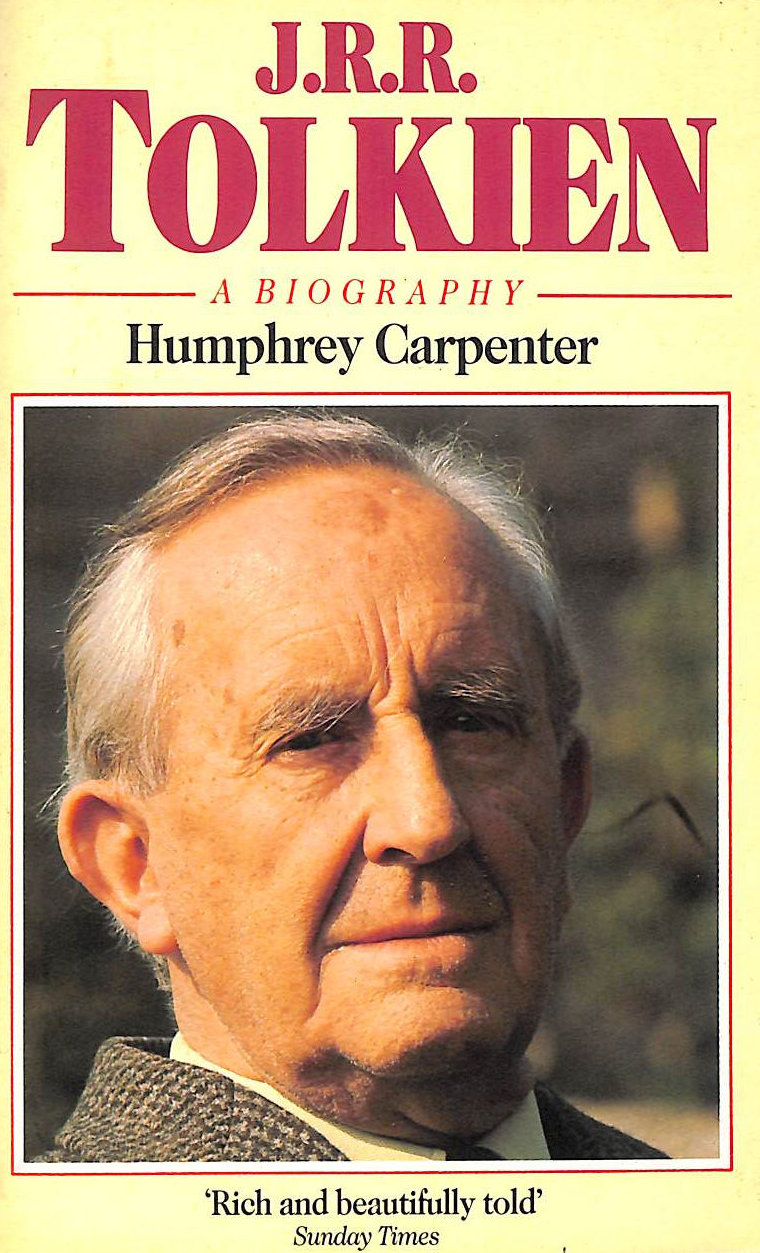 Image for J.R.R. Tolkien: A Biography