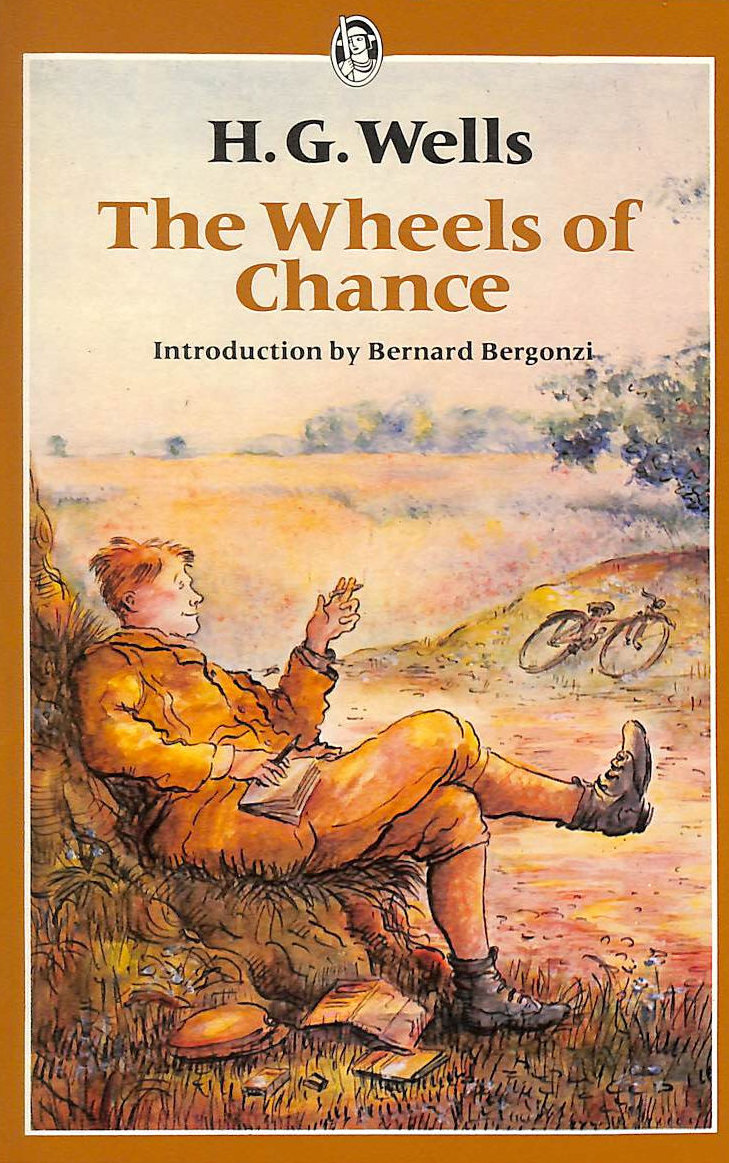 Image for The Wheels Of Chance: A Bicycling Idyll (Everyman'S Classics)