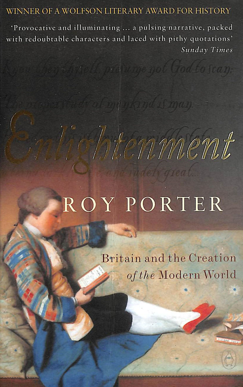Image for Enlightenment: Britain And The Creation Of The Modern World (Allen Lane History)