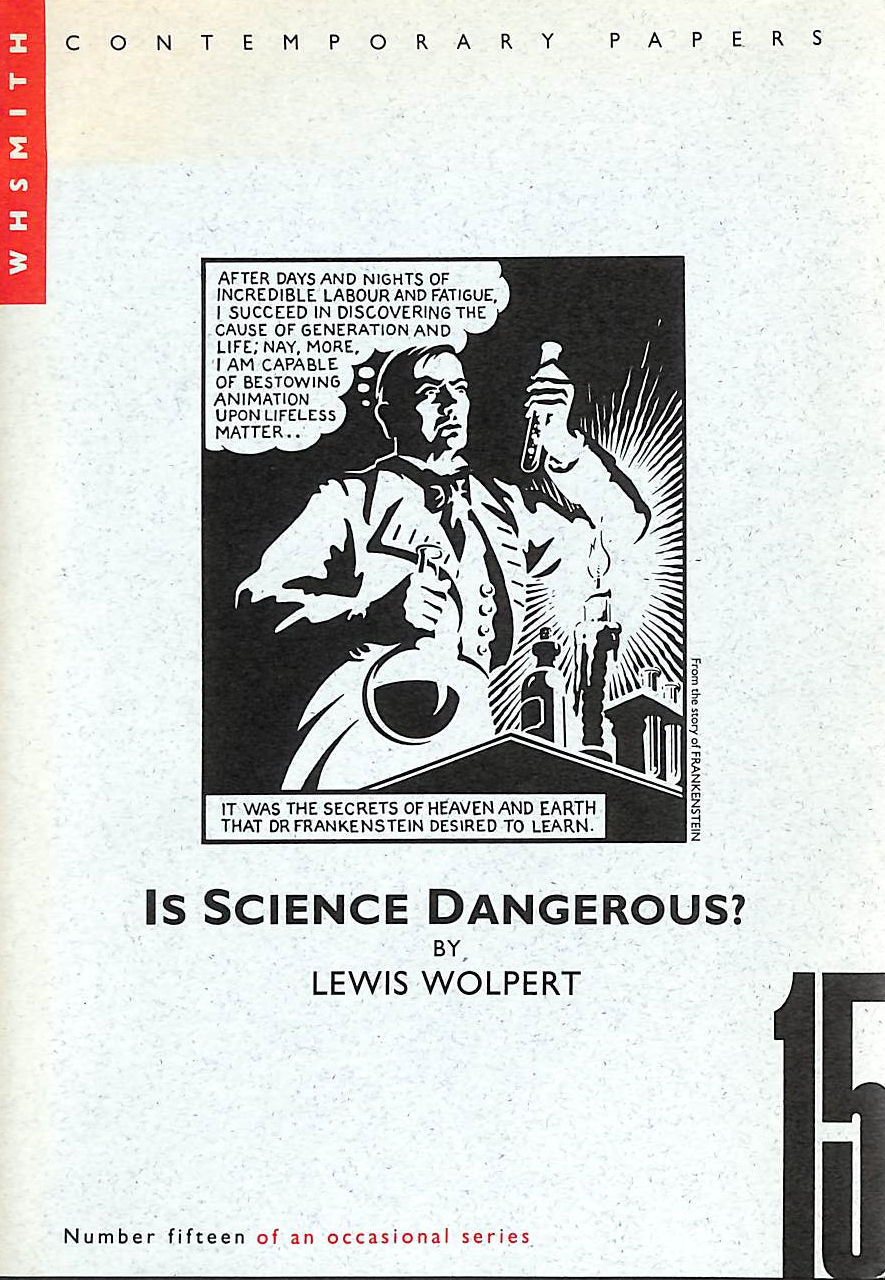 Image for Is Science Dangerous?