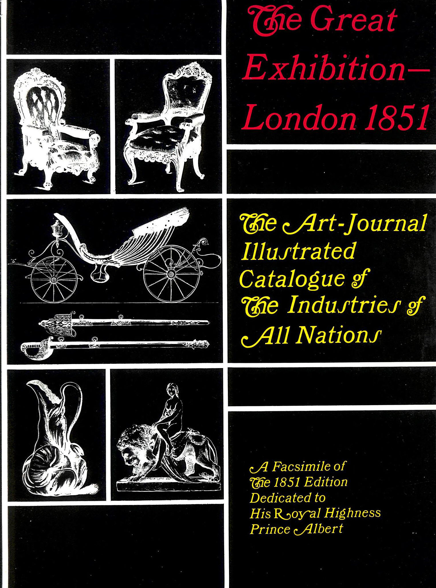 "Image for Great Exhibition, London, 1851: ""Art Journal"" Illustrated Catalogue Of The Industry Of All Nations"