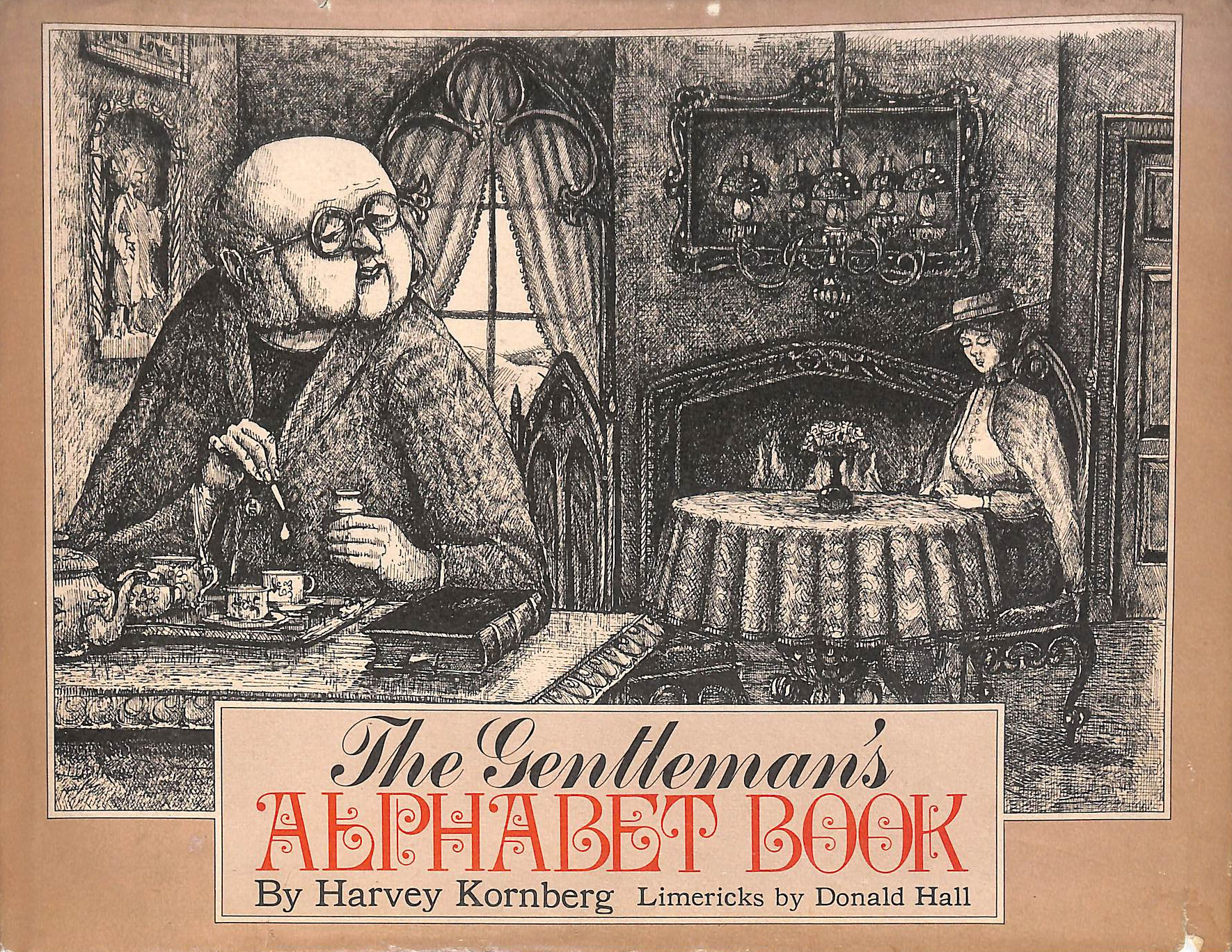 Image for A Gentleman's Alphabet Book