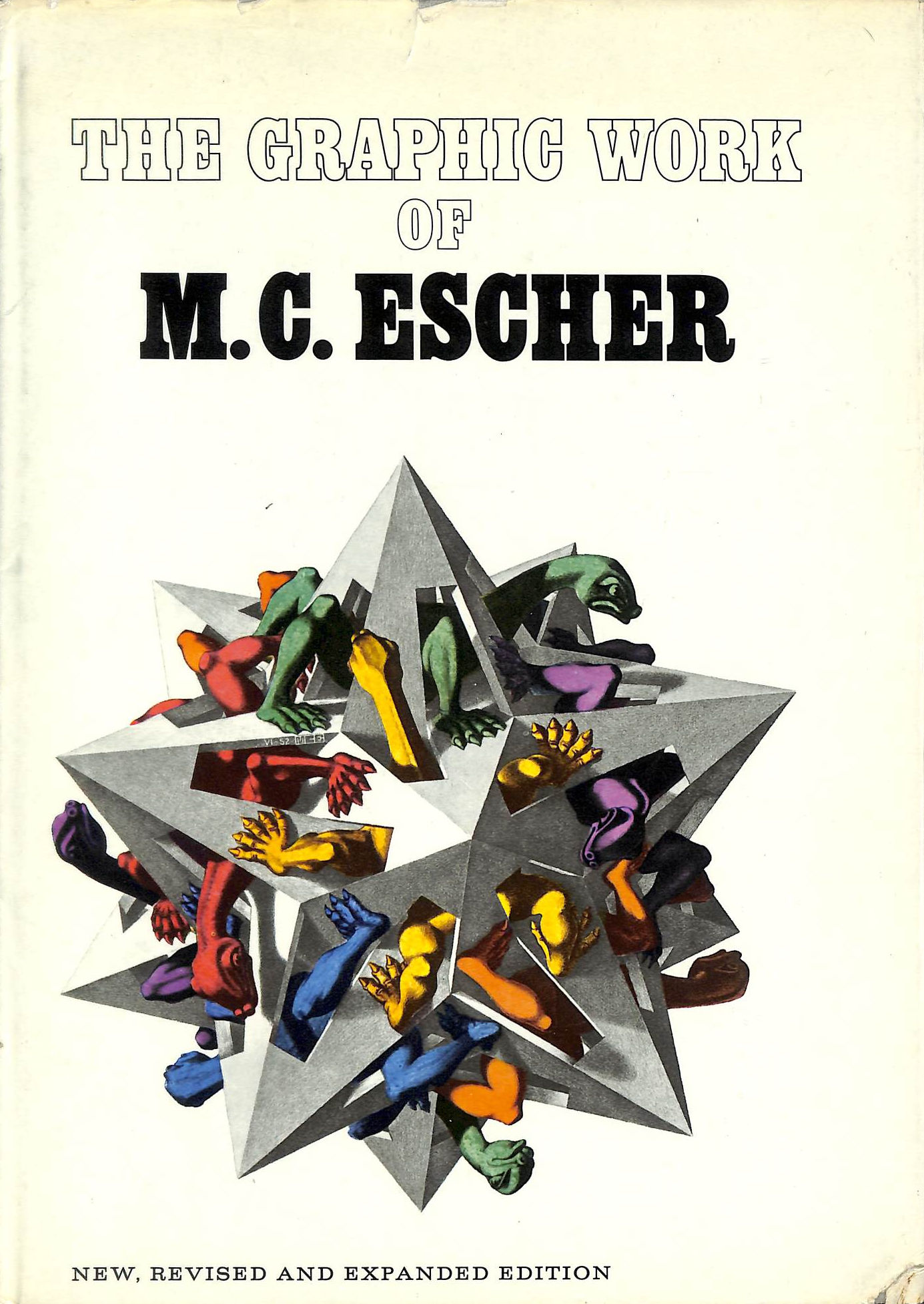 Image for The Graphic Work Of M C Escher