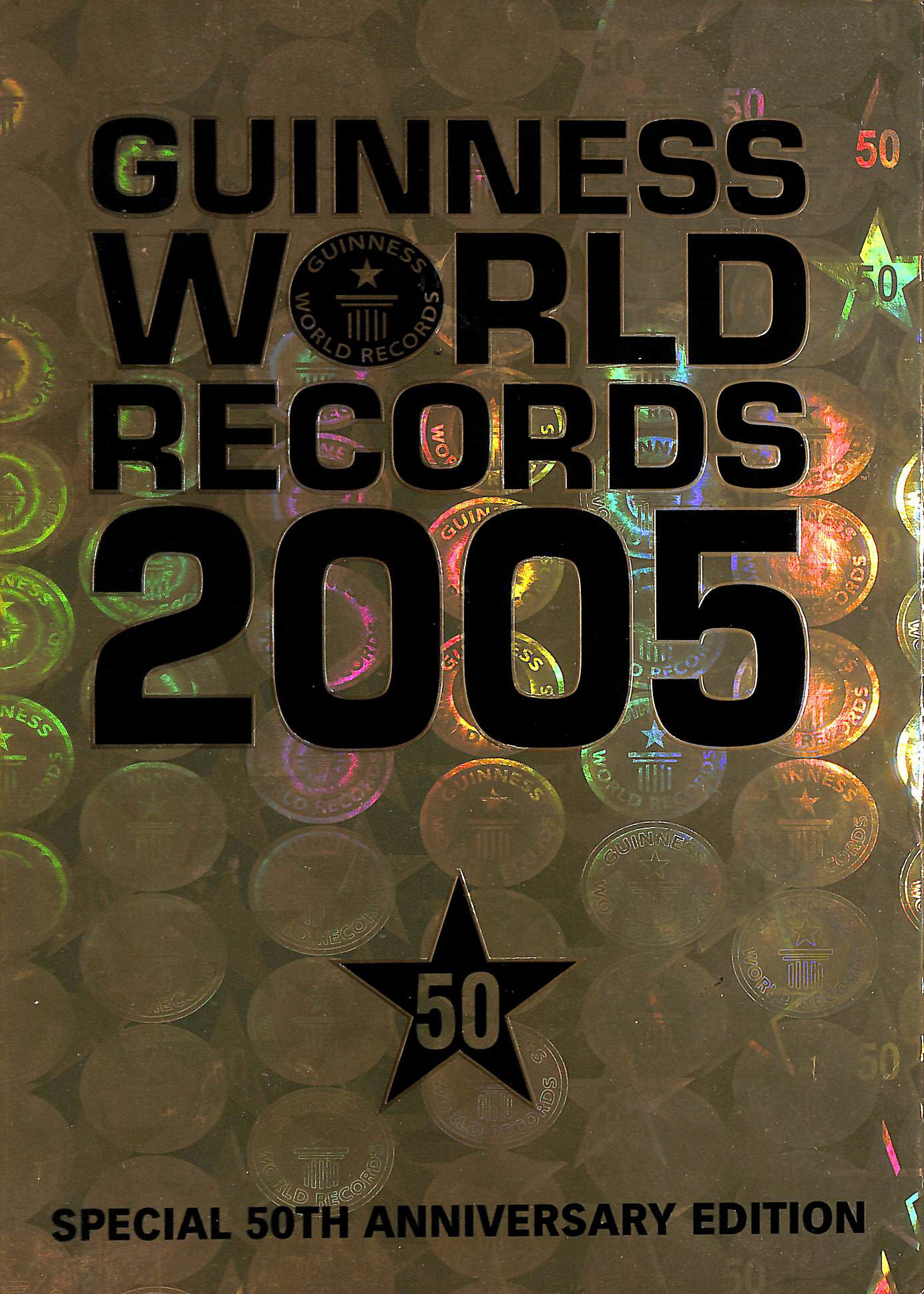 Image for Guinness World Records 2005 (50Th Anniversay Edition)
