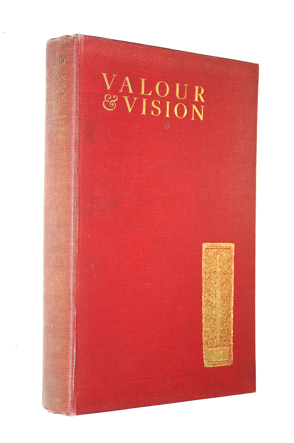 Image for Valour & Vision