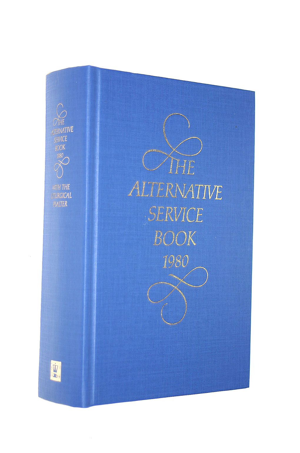 Image for Alternative Service Book, 1Colour Psalter Dark Blue