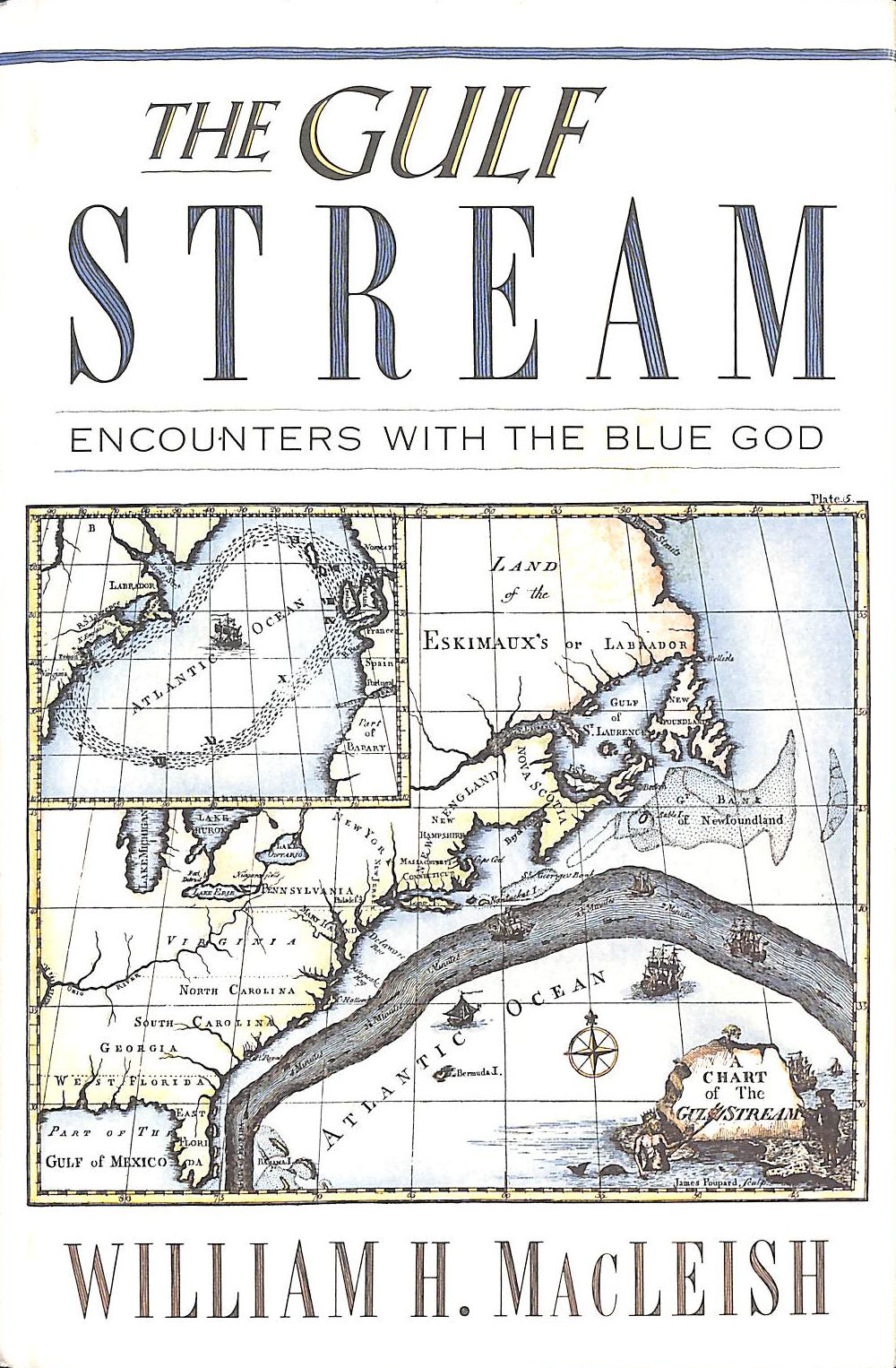 Image for The Gulf Stream: Encounters With The Blue God