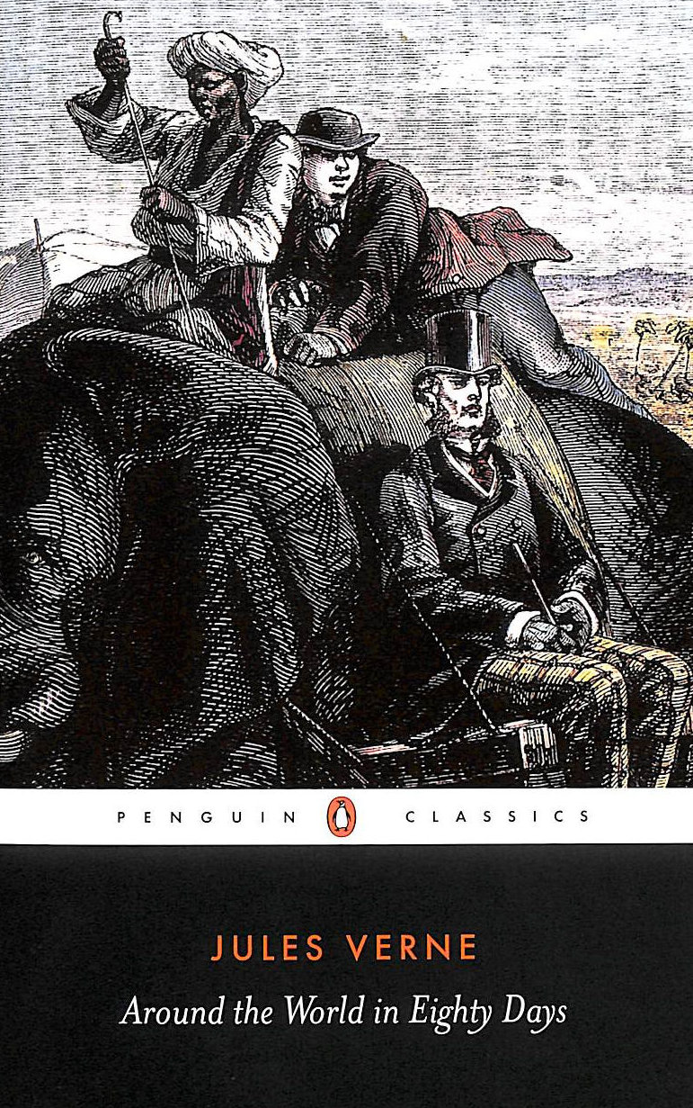 Image for Around The World In Eighty Days (Penguin Classics)