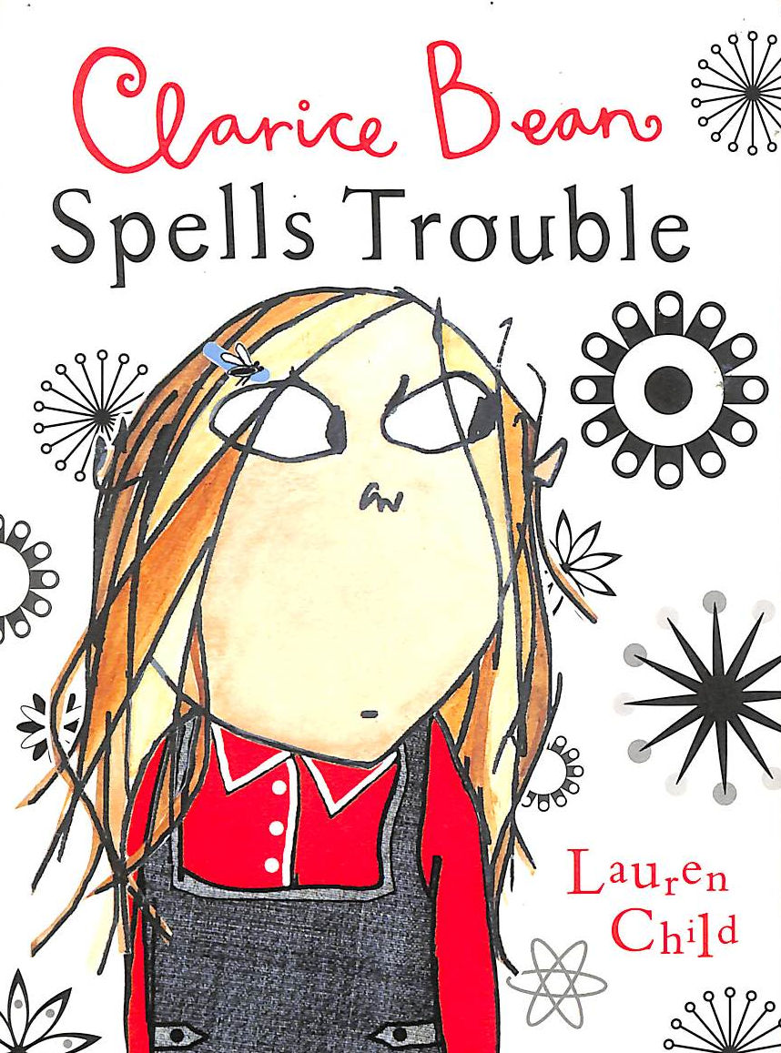Image for Clarice Bean: Clarice Bean Spells Trouble