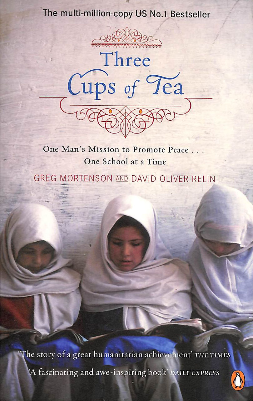 Image for Three Cups Of Tea