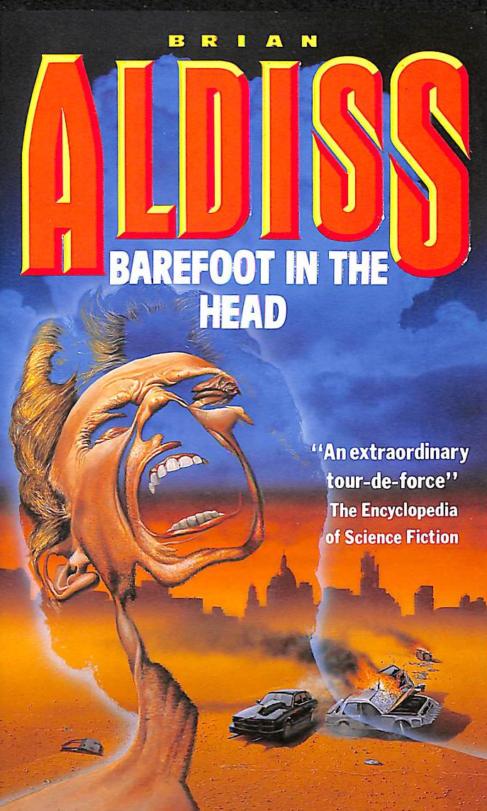 Image for Barefoot In The Head