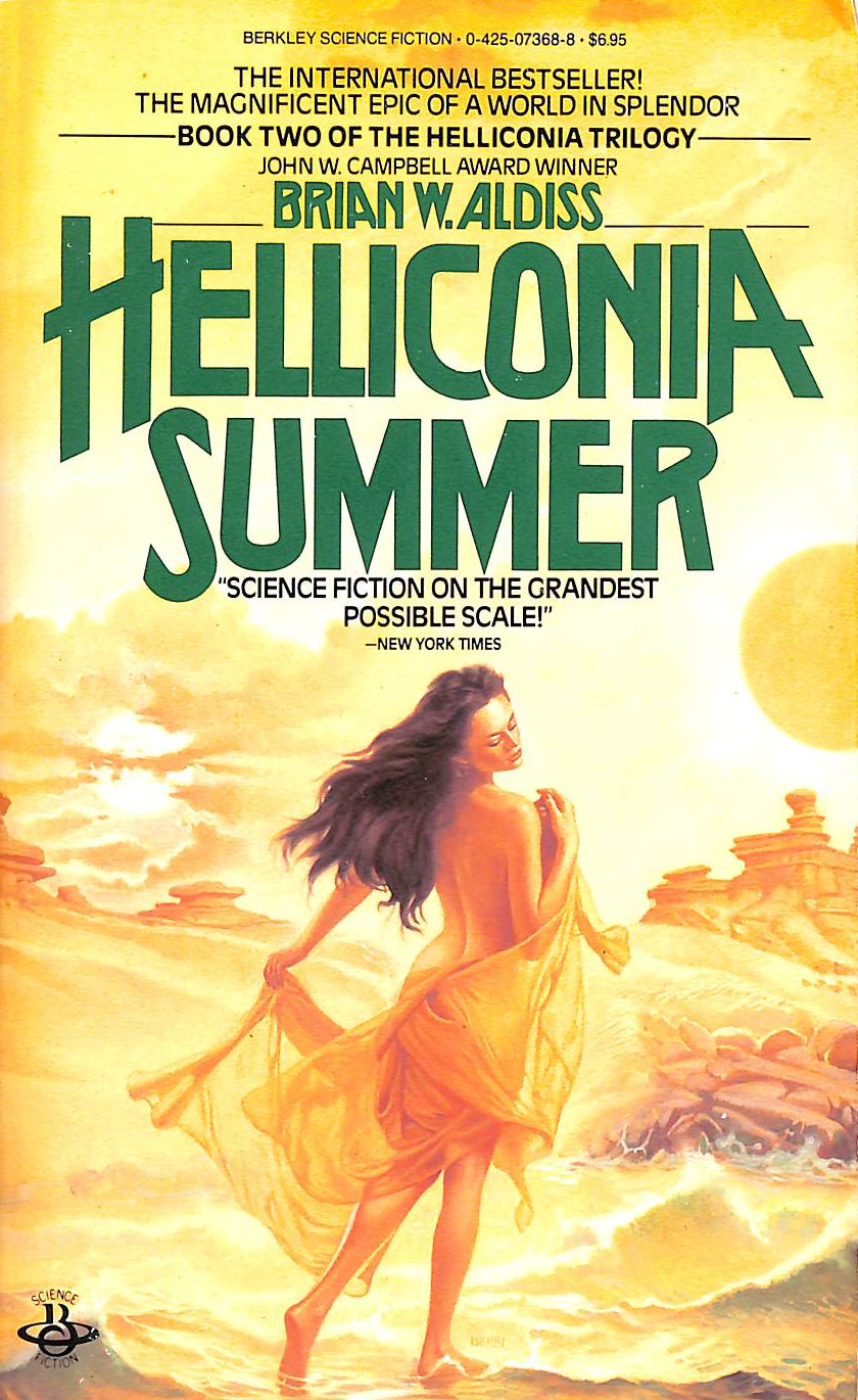 Image for Helliconia Summer