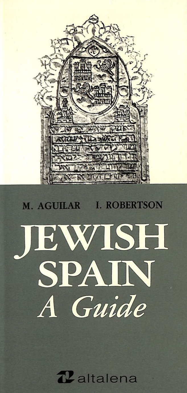 Image for Jewish Spain, A Guide