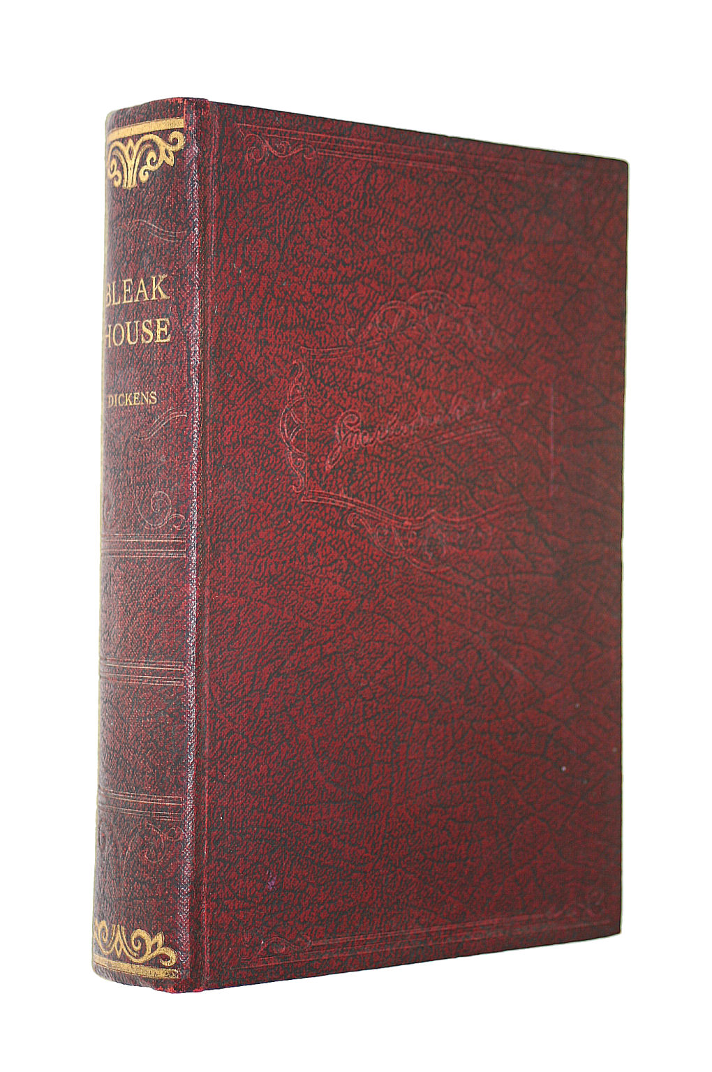Image for Charles Dickens Bleak House Illustrated By Phiz