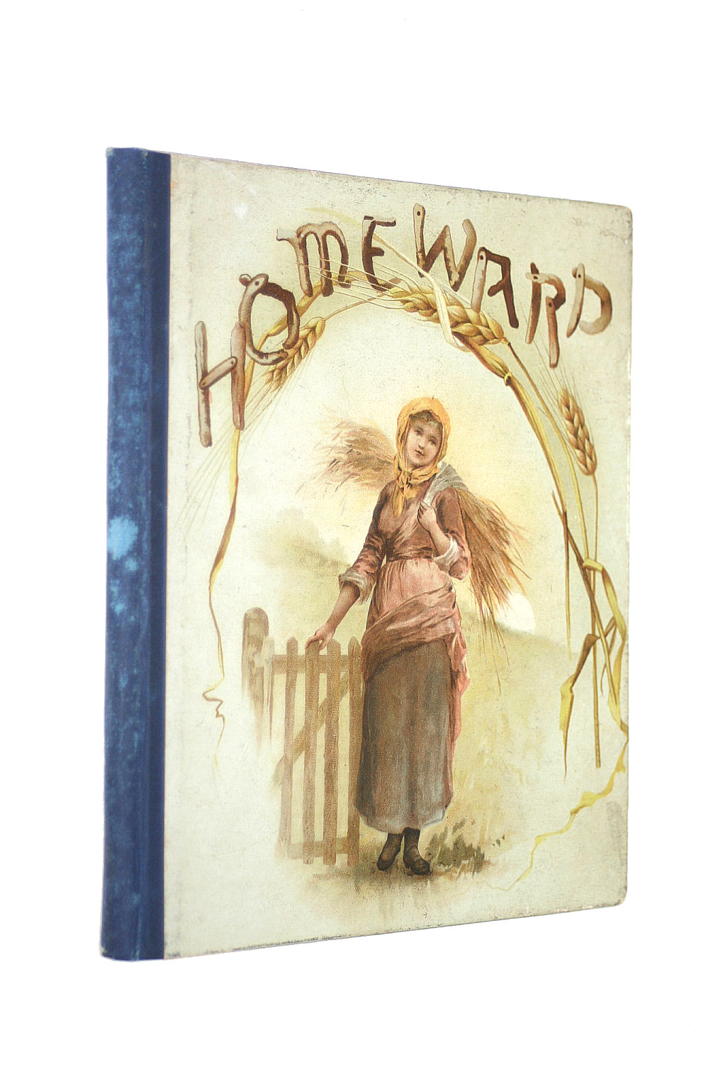 Image for Homeward, A Scriptural Text Book with Poetical Selections fro Each Day of the Month