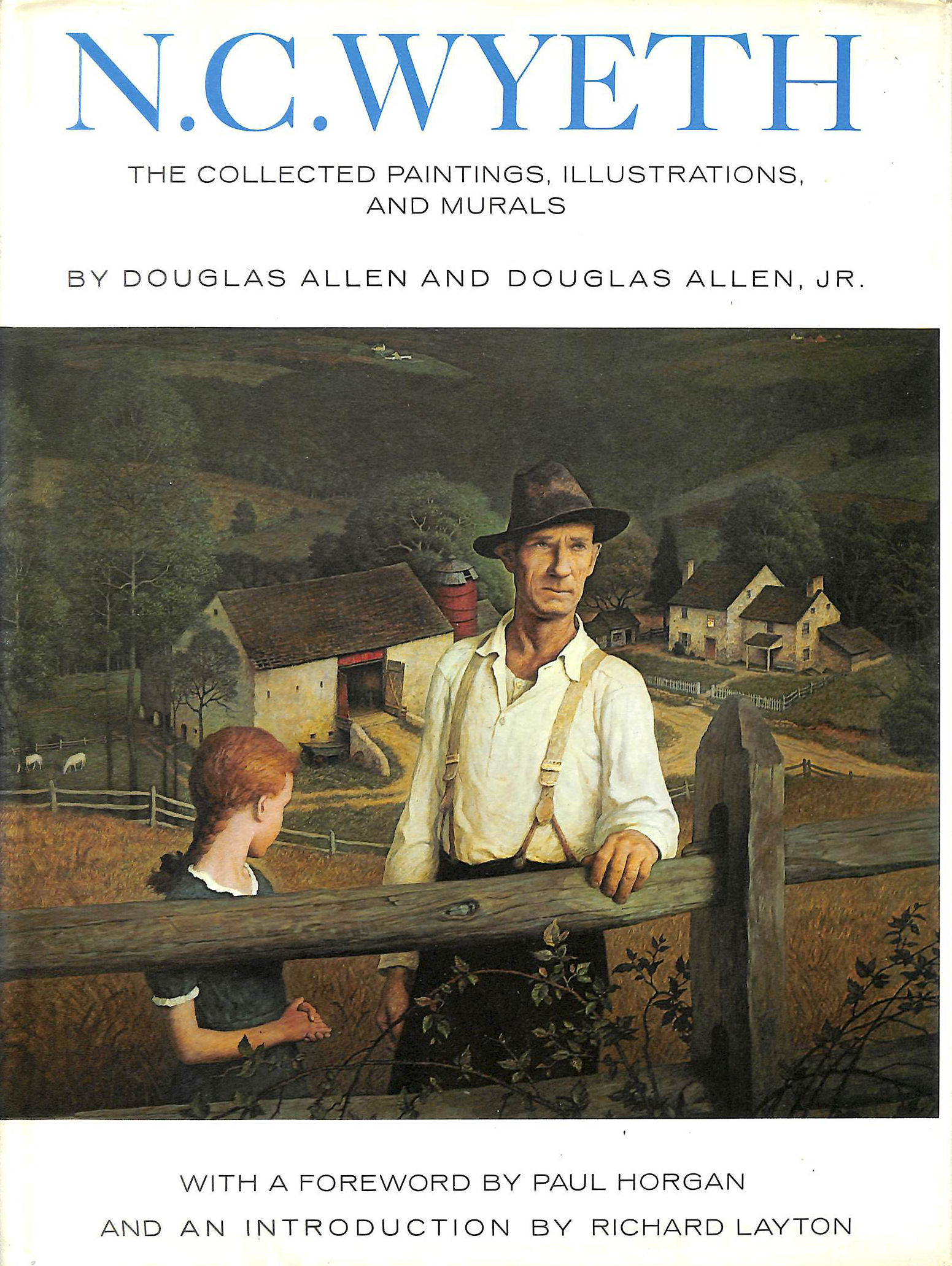 Image for N. C. Wyeth: The Collected Paintings- Illustrations- And Murals