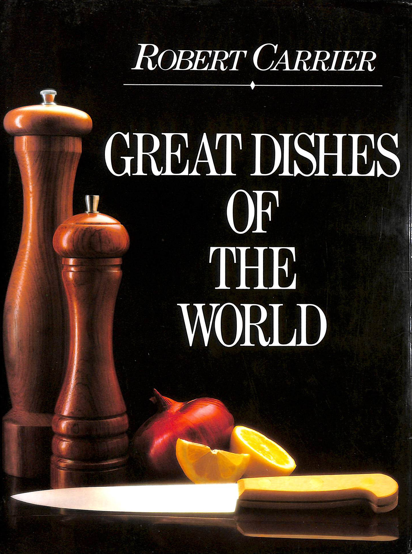 Image for Great Dishes Of The World