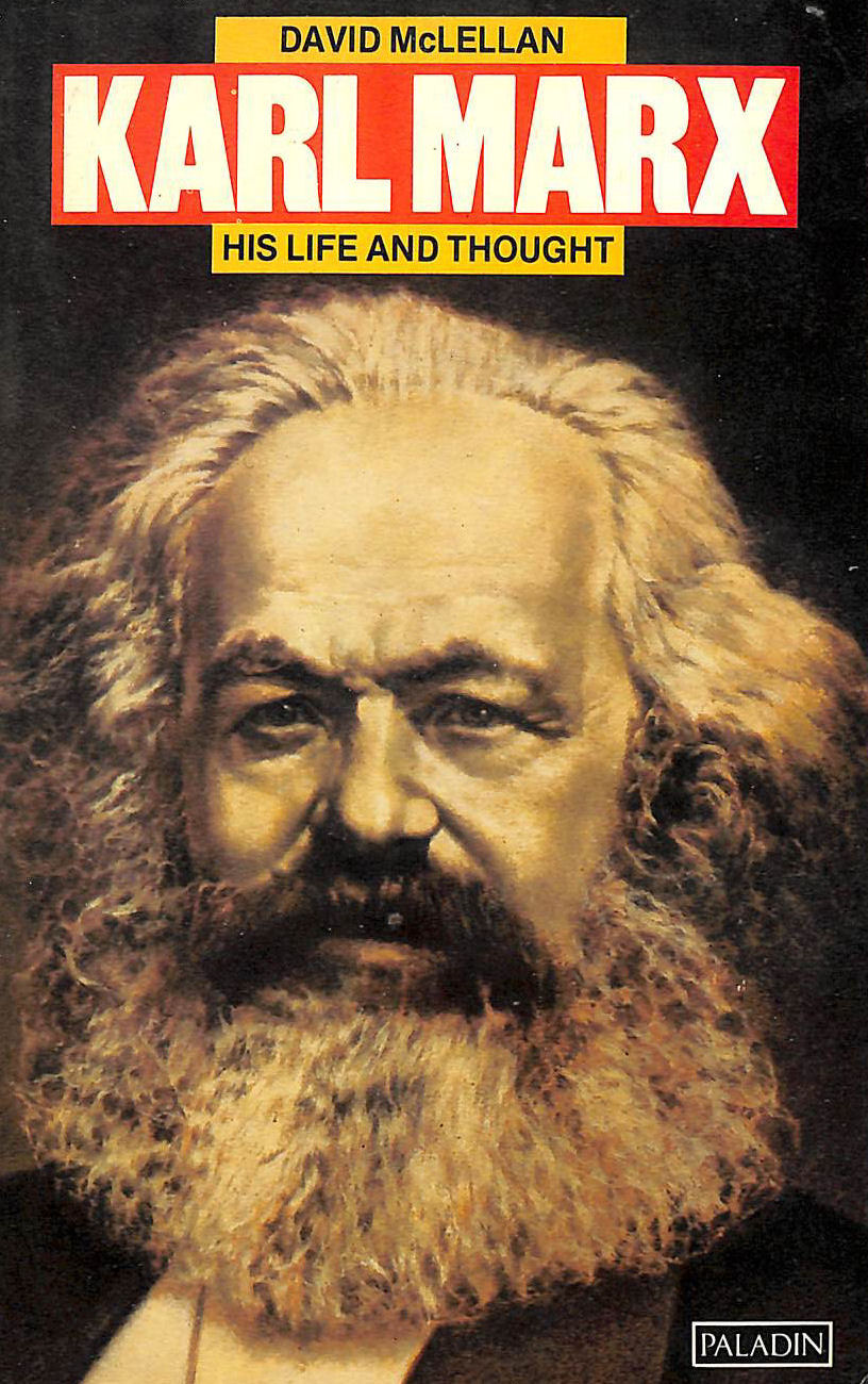 Image for Karl Marx: His Life And Thought