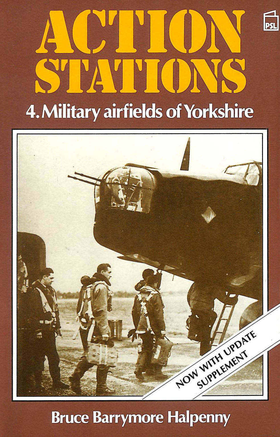 Image for Action Stations: Military Airfields Of Yorkshire V. 4