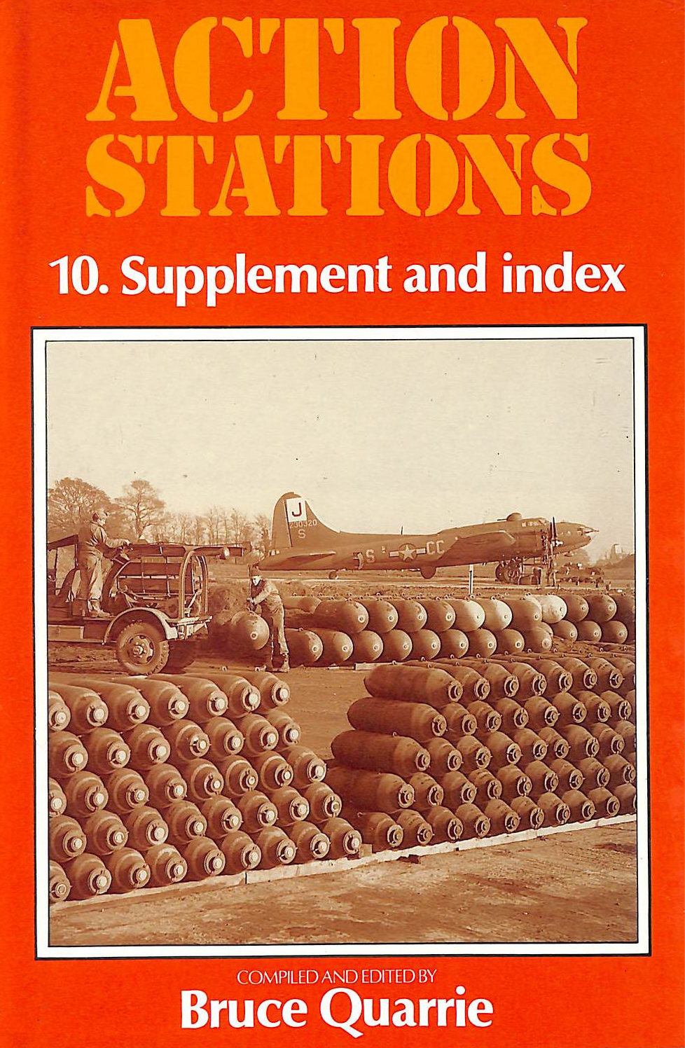 Image for Action Stations: Supplement And Index V.10: Supplement And Index Vol 10